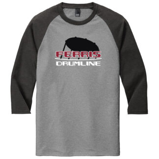 Ferris HS Band Drumline T-Shirt