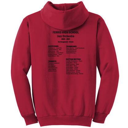 Jazz Orchestra Hooded Sweatshirt