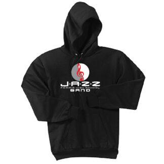 Jazz Band Hooded Sweatshirt